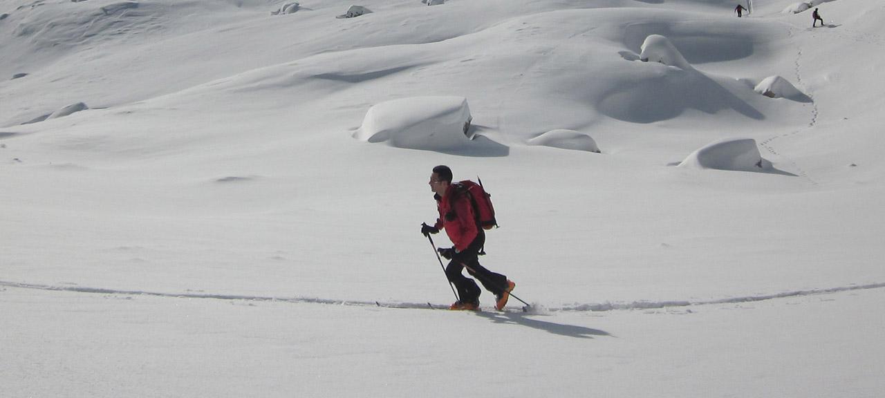 Sci Alpinismo Livello Base
