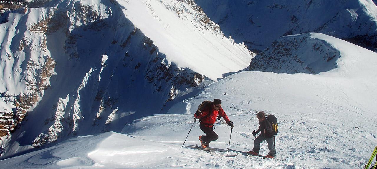 Sci Alpinismo Livello Medio